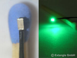 SMD-LED-0603-ULTRAFLACH-GRUN-Litze-ultraflat-0-4mm-green-vert-groen-verde
