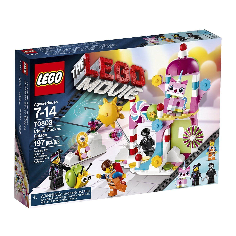 LEGO - The LEGO Movie - Cloud Cukoo Palace 70803 - New & Sealed