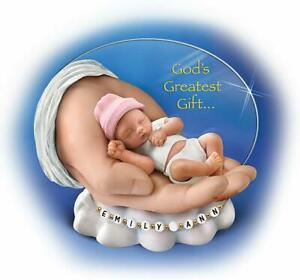 The-Ashton-Drake-Galleries-God-039-s-Greatest-Gift-Tiny-Sleeping-Baby-Figurine