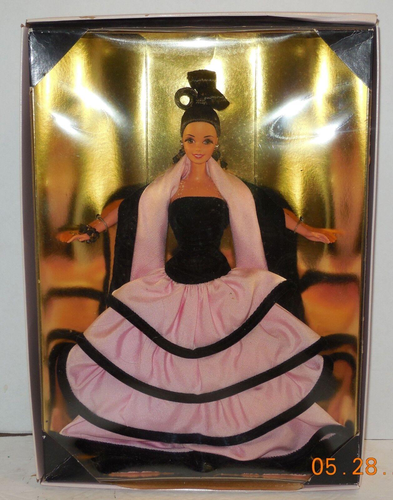 Mattel Casa de Escada Brian Rennie rosado y Negro Edición Limitada De Barbie En Caja Original