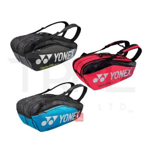 Yonex 9826EX Pro Racket Bag (6pcs) **Personalisation Service Available**