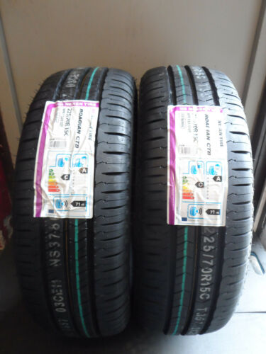 Nexen Roadian CT8 AMAZING Commercial Van Tyre 225 70 15C x 2 (pair)