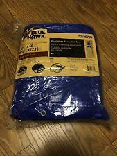 Blue Hawk 20/'x40/' 20 x 40 Reversible Plastic Tarp FREE SHIPPING!!!