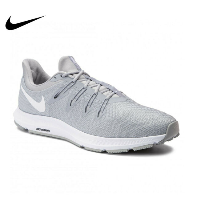 aceptar antiguo pacífico  Nike Quest Running Athletic Shoes Wolf Grey AA7403-010 Men's Size 8.5 | eBay