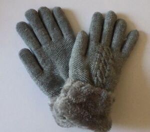 Women-Winter-Knit-Thick-Fleece-Lined-Warm-Soft-Gloves