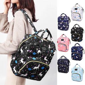 Mummy-Mom-Maternity-Nappy-Diaper-Bag-Large-Capacity-Baby-Travel-Backpack-Handbag
