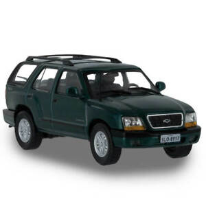 Chevrolet-collection-1-43-Diecast-Chevrolet-Blazer-2nd-generation-2001-CHE019