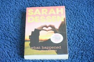 what happened to goodbye sarah dessen read online free
