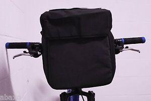 Image Is Loading Waterproof Bicycle Handlebar Bag W Map Holder Shoulder