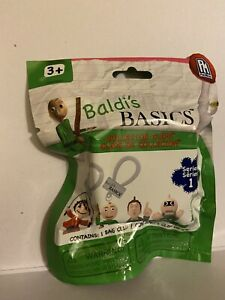 PhatMojo Toys Collect All 10 Baldi/'s Basics Collector Clips Mystery Pack NEW