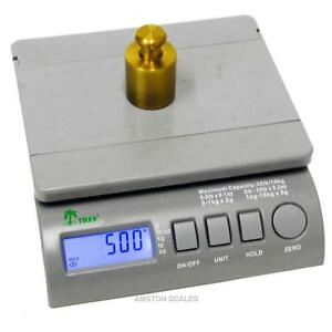 Details about HIGH QUALITY 35 LB x 0 1 OZ DIGITAL SCALE W/AC POSTAL POSTAGE  SHIPPING 8 5 X 7 U