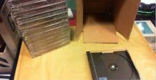 X 10 CUSTODIE ORIGINALI SONY CON OLOGRAMMA PS1 PSX PLAYSTATION NUOVE CON GIOCHI!