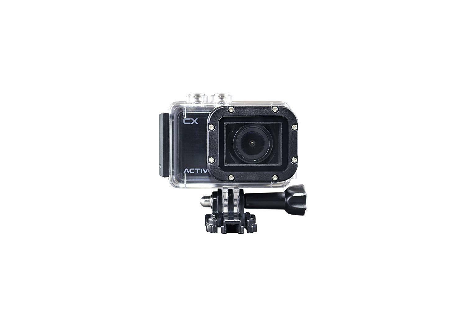 Activeon CX Action Camera 1080p 5MP Waterproof Camcorder (CCA10W) - LIKE NEW™ Featured