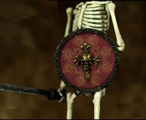 1//6 épée bouclier Sparte GUERRIER ARME CHEVALIER Crâne Roma pour HOT TOYS PHICEN USA