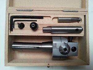 62mm Bohrkopf Satz Mit Werkzeuge R8 Schaft