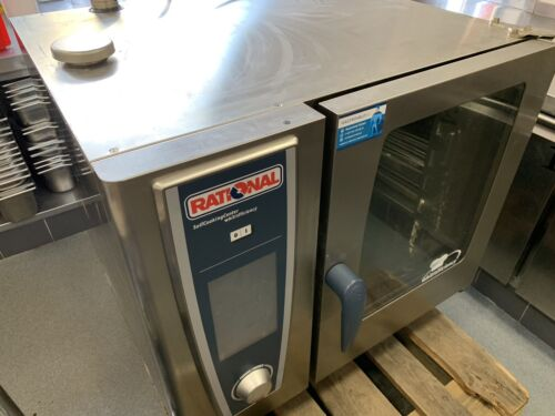 Rational scc 61 whiteefficienty Top Wie Neu Gastrohändler!