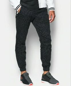 real deal huge selection of 2018 sneakers Details about Under Armour Men's Black UA Performance Chino Jogger Fitted  Pants