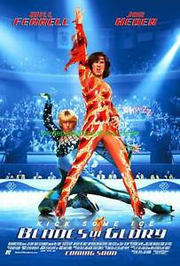 9-Diversi-Raro-Originale-Will-Ferrell-Film-Poster