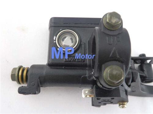 Chinese ATV Brake Master Cylinder w// Lever Left Right Quad Tao Sunl Parts