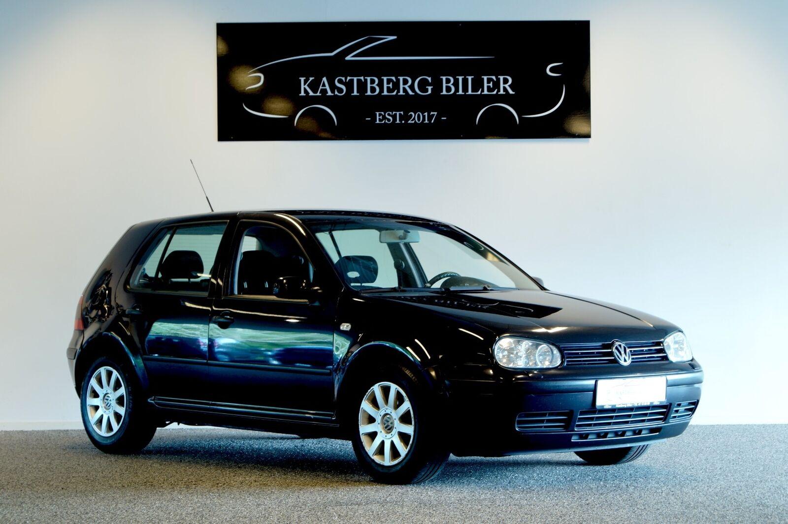 VW Golf IV 1,9 TDi 100 Comfortline 5d - 19.999 kr.