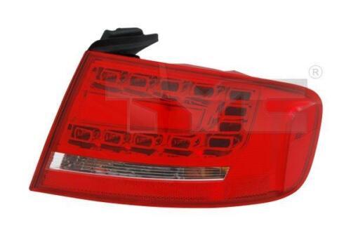 Audi A4 2007 /> sur Combinaison Arrière Feu Arrière Lampe O//S Drivers À Droite DEL