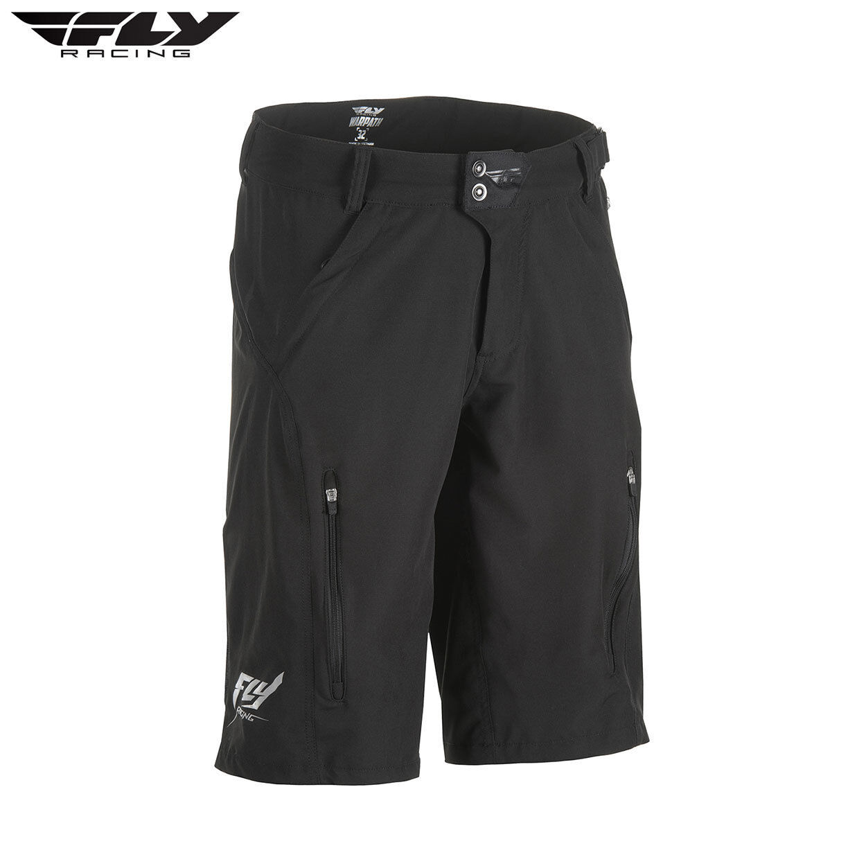 Volar Bicicleta Warpath Adulto Transpirable Shorts Elásticos MTB Montaña