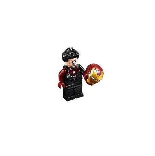 NEW LEGO tony stark iron man FROM SET 40334 marvel avengers