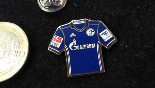 S04 Schalke 04 Trikot Pin Badge Home 2016//17 Gazprom