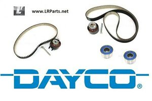 FRONT-amp-REAR-TIMING-BELT-IDLER-KIT-FOR-DISCOVERY-3-amp-4-TDV6-DAYCO-LRC1091