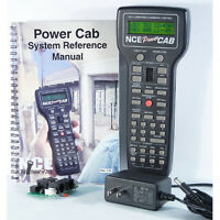 Nce 524-025 Powercab Complete Dcc System Starter Set 524-25 Power Cab on sale