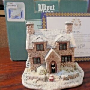 LILLIPUT-LANE-677-THE-VICARAGE-LITTLEWORTH-OXFORDSHIRE-WITH-BOX-amp-DEEDS