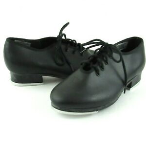 on feet at quite nice various design Dance Now Bloch Techno Tap Lace Up Black Shoes Size 13 Unisex Boys ...