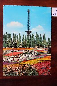 Carte Postale Vue Carte Berlin Salutations De Berlin Tour Radio-afficher Le Titre D'origine Pour Convenir à La Commodité Des Gens