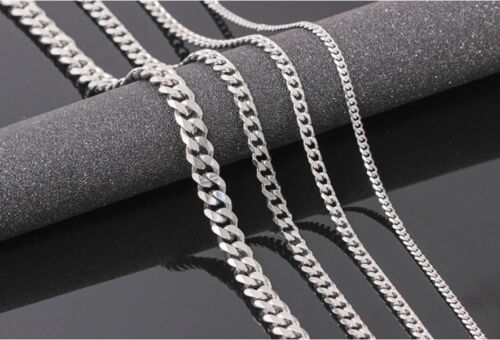 Collar cadena edelstal señores cadena colgante plata cadena de plata hombres nuevo