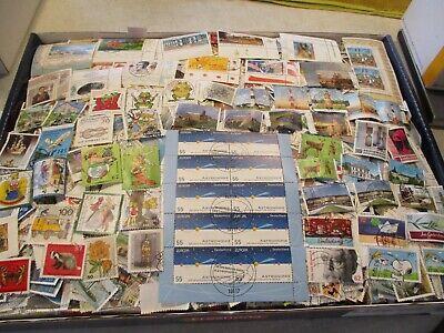 Diplomatisch Briefmarken בולה Stamps Timbres Francobolli Papierfrei Kiloware Deutschland G3 Diverse Philatelie Briefmarken