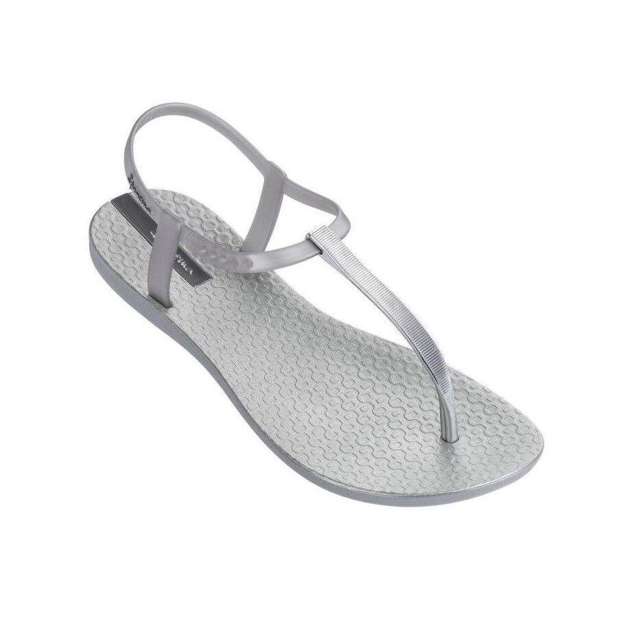 IPANEMA femmes FABRIQUÉ sandale argenté Class Exclusive Fem 26189 FABRIQUÉ femmes EN BRAZIL 922d25