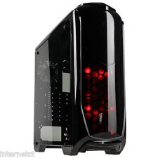 Kolink Aviatore V Midi Tower Gaming case con piena Acrilico Lato Pannello Finestra