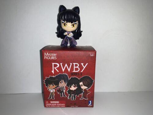 RWBY SERIES 3 Mystery Figure Opened BOX BLAKE ANIME TOYS