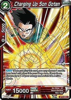Single Cards Colossal Warfare C,UC Dragon Ball Super Card Game
