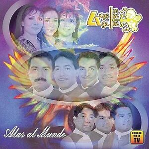 Los Angeles Azules Alas Al Mundo Regional Mexican 1 Disc Cd 801472702221 Ebay
