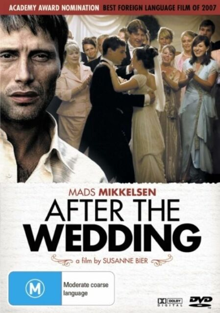 After The Wedding (DVD, 2007) RARE brand new
