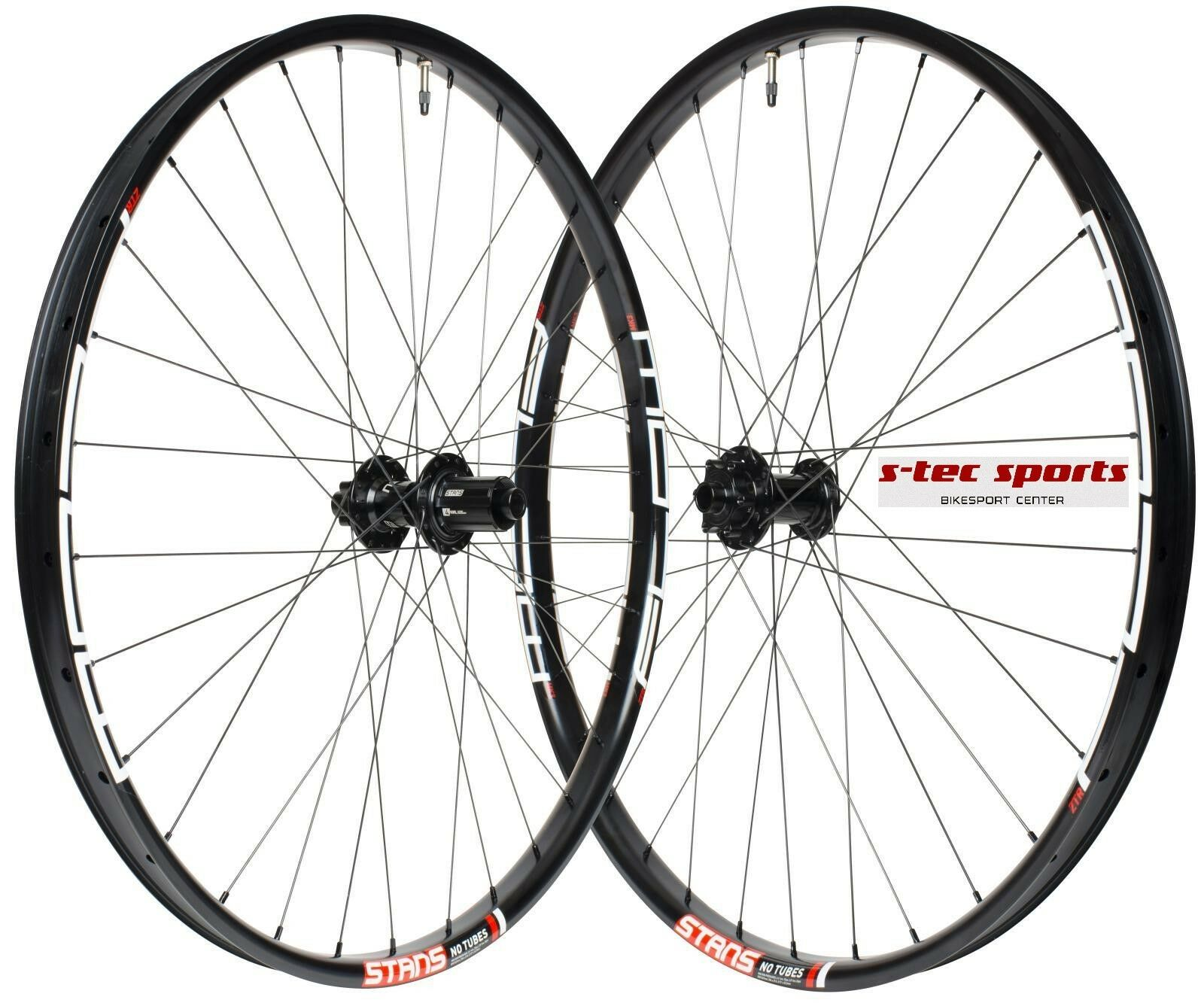 Stan's Notubes Wheelset 27,5 Ztr Flow Mk3,Mountain Bike, Wheelset