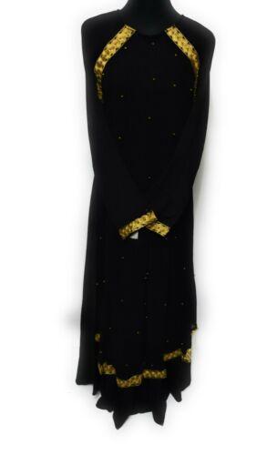 Dernier Design Abaya Caftan Farasha Maxi Jilbab Jalabiya burqa