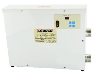 Coates Water Heater Thermostat Swimming Pool Pond Spa Heater 5 5 11 15 18kw Ebay