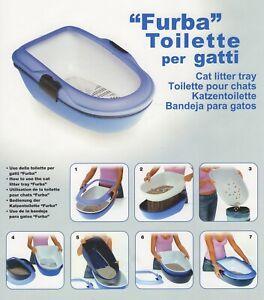 Lettiera-toilette-per-gatti-gatto-furba-autopulente-con-setaccio-59x39x22