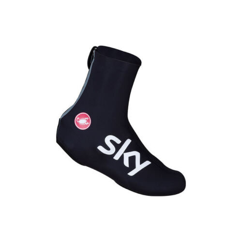 Reg.$ 50 CASTELLI DILUVIO 16 SHOECOVER Team Sky edition