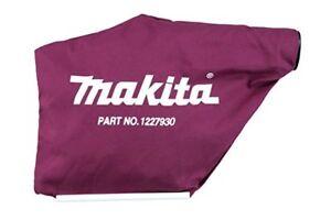 Nouveau Makita 122469-9 Sac à Poussière Assemblée Japon-afficher Le Titre D'origine