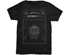 OFFICIAL-LICENSED-Motorhead-AMP-Pile-T-SHIRT-metal-Lemmy