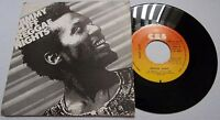 JIMMY CLIFF REGGAE NIGHTS & ROOTS RADICAL CBS 1982 SPANISH PICTURE SLEEVE