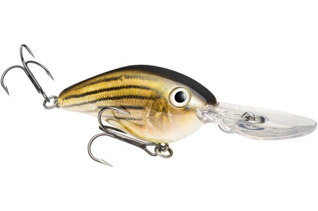 Strike King Pro Model Series 6 Extra Deep Diving Crankbait Bass /& Walleye Lure